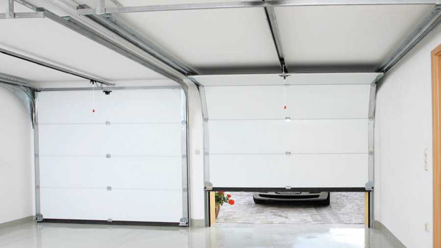 Motorisation de porte de garage Magic