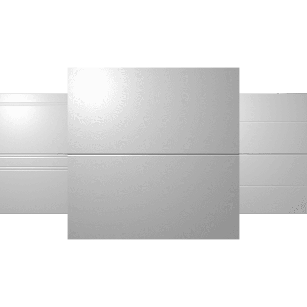 overview of different sectional door models